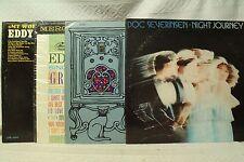 lot 4 33 lp records My World Eddy Arnold Doc Severinsen Night Journey Old Time