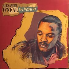 ALEXANDER O'NEAL • Hearsay All Mixed Up • Vinile Lp • TABÙ
