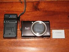 Canon PowerShot PowerShot SX200 IS 12.1MP Digital Camera GREAT COND.