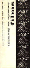 Museum of Modern art Film Library / Documentary and Experimental Films 1956
