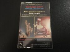 AUDIOPHILE Bill Conti OST Right Stuff North and South Cassette Varese Sarabande