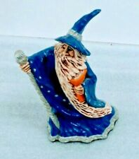 "Vintage Merlin Resin Figurine - Approx 5"" - Rare"