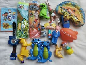 2000's Nickelodeon Rugrats Doug Hey Arnold Catdog Gas Blimp Jimmy Neutron Wendys