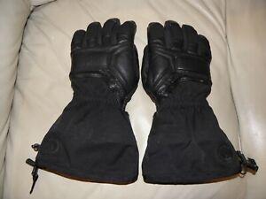 Black Diamond Guide Gloves, Mens L, EUC!