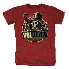 VOLBEAT - Baron Samedi - T-Shirt - Größe Size XXL - Neu