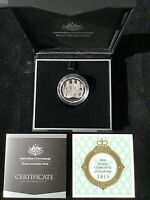2015 50 cent Fine Silver Proof Coin Royal Baby.