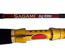 SAGAMI JIG ELITE JIGGING FISHING BOAT ROD 10KG - 15KG  6' 1.80M SUPER TOUGH