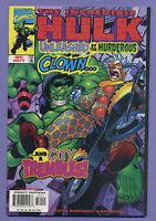 Incredible Hulk #471 1998 Joe Casey Ed McGuinness Marvel vm