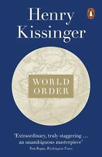 World Order By Henry Kissinger (New Paperback Book)