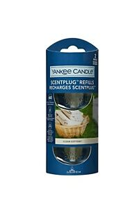 YANKEE CANDLE ELECTRIC PLUG IN Air Freshener Refill OR Plug (or both)