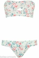 Primark Bandeau Floral Swimwear Briefs for Women