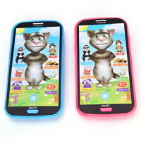 Baby Kids Simulator Music Phone Touch Screen Kid Educational Learning Toy Gif Nd