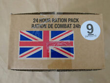Menue #09 GB ARMY 24 Hour Combat Ration MRE EPA SURVIVAL Notration Verpflegung