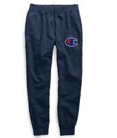 Champion Reverse Weave Big C Logo Fleece Sweatpants Size XXL Joggers Unisex New