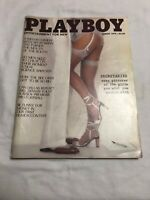 Vintage Playboy Magazine August 1978 Free Shipping With Centerfold Stapled