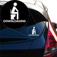 Downloading Decal Sticker for Car Window, Laptop and More # 981
