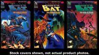 Batman: Shadow of the Bat 16 17 18 DC 1993 Complete Set Run Lot 16-18 VF/NM
