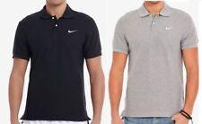 Nike Mens Grand Slam Slim Fit Polo Pique Short Sleeves Polo Shirt size S M L XL