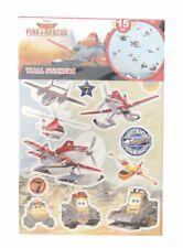 Decorazione muro MAXI Adesivo removibile Planes Cars Disney cm 47x67 28203 ba...