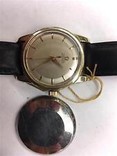 Omega Automatic Seamaster Men's Wristwatch Vintage