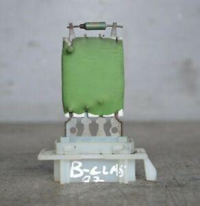 Mercedes B Class Heater Blower Motor Fan Resistor W245 Blower Fan Resistor
