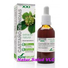 Extracto Castaño de Indias Soria Natural 50ml_varices_hemorroides_trombosis