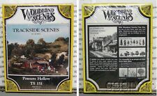 HO train WOODLAND SCENICS Trackside Scenes POSSUM HOLLOW #TS 151 *mib*afsg*