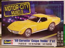 1969 Chevrolet Corvette Coupé YENKO 2´n1 1:25 Revell 4411 Nouveau Neuf 2017