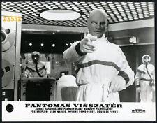FANTOMAS movie, hungarian film trailers, Vintage Photograph, 1960's