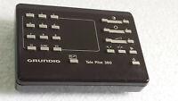 Vintage télécommande GRUNDIG Télé Pilot 360.