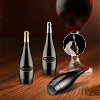 Creative Wine Bottle Cigarette Lighter Butane Refillable Flame Cigar Lighters