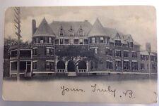 1905 BLOOMFIELD, NJ, JOHN HAINES HOME UNDIVIDED BACK  POSTCARD UBPC