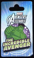 DLP Marvel Avengers Assemble Hulk Disney Pin 111402