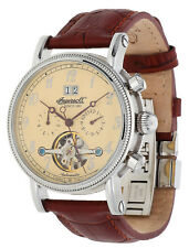 Ingersoll Men Watch Richmond Automatic brown IN1800CR