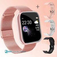 Bracelet Smartwatch Women Sport Waterproof Fitness Tracker Smartband Android IOS