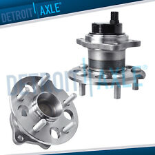Fwd Pair 2 Rear Wheel Bearing Hub Assembly For 2004 2009 2010 Toyota Sienna
