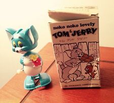 Tom and Jerry - TOM - Wind Up Toy MASUDAYA JAPAN - with Original Box RARE