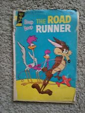 Vintage Road Runner comic book
