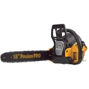 Poulan Pro 42cc 2-Cycle 18-in Gas Chainsaw PP4218A