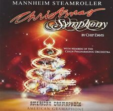 Christmas Symphony + Celebration, by Mannheim Steamroller CD, Oct-2011, New