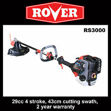 Rover 4 Stroke Straight Shaft Trimmer
