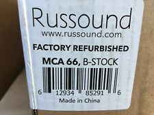 Russound MCA-66 6 source 6 multi zone controller amplifier