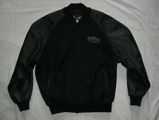 EUC TRI-STAR PICTURES CREW VARSITY WOOL/LEATHER JACKET MEN'S XL MADE IN USA!!