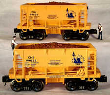 RMT 96726-1 96726-2 Ore Car CNJ JERSEY CENTRAL NEW IN SEALED Box Use with Lionel
