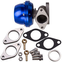38MM Universal External Adjustable Wastegate Kit With Free Flange and Gaskets