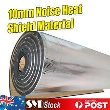 390mil Foam Car Carpet 10mm Underlay Sound Proof Heat Noise Insulation (52Sqft)