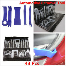 43x Car Stereo CD GPS Removal Interior Door Panel Automotive Trim Repair Tools