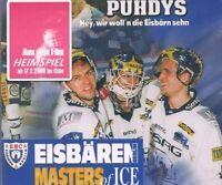 Puhdys Hey, wir woll'n die Eisbärn sehn (1997/98) [Maxi-CD]