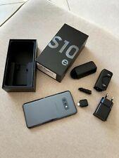 Samsung Galaxy S10e Prism black 128gb IN GARANZIA