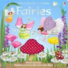 Usborne Sparkly Touchy-feely Fairies